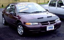 1998 Dodge Stratus at Red & White Auto - Watertown NY